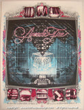 2007 The Arcade Fire - California Concert Poster by Burlesque