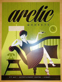 2014 Arctic Monkeys - Sydney Concert Poster by Tom Whalen