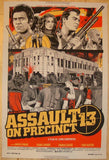 "2011 ""Assault On Precinct 13"" - Movie Poster by Tyler Stout"