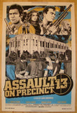 "2011 ""Assault On Precinct 13"" - Variant Movie Poster by Stout"