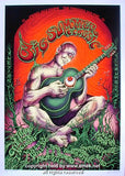 2005 Big Summer Classic Schaumberg Orange Variant Poster by Emek
