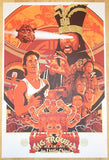 "2014 ""Big Trouble in Little China"" - Movie Poster by Vance Kelly"
