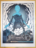 2014 The Black Keys - St. Louis Silkscreen Concert Poster by Jim Mazza