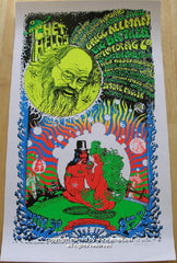 1994 Chet Helms Tribute Silkscreen Concert Poster by Emek