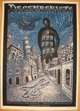 2011 The Decemberists - Silkscreen Concert Poster by Emek