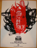 "2012 ""Don't Go Out Tonight"" - Show Poster by Jay Shaw"