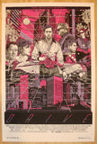 "2013 ""Drive"" - Cityscape Silkscreen Movie Poster by Tyler Stout"