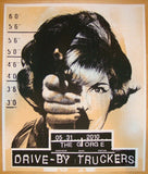2010 Drive-By Truckers - Gorge Concert Poster by Joanna Wecht
