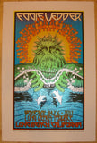 2011 Eddie Vedder - Long Beach Concert Poster by Chuck Sperry
