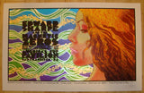 2013 Edward Sharpe - San Francisco Poster by Chuck Sperry