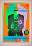 2005 Elvis Costello - Silkscreen Concert Poster by Stainboy