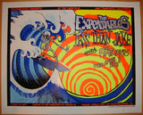 2009 The Expendables - Concert Poster by Frank Zio & Firehouse