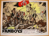 "2011 ""Fanboys"" - Silkscreen Movie Poster by Tim Doyle"