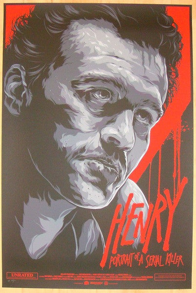 "2012 ""Henry"" - Silkscreen Movie Poster by Ken Taylor"
