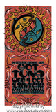 2006 Hot Tuna Silkscreen Concert Poster by Gary Houston