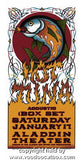 2003 Hot Tuna Silkscreen Concert Poster by Gary Houston