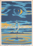 2008 Jack Johnson Silkscreen Concert Poster by Todd Slater