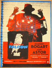 "2009 ""The Maltese Falcon"" - Movie Poster by The Silent Giants"