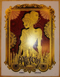 "2011 ""Metropolis"" - Silkscreen Movie Poster by David O'Daniel"