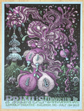 2015 Primus - Raleigh Silkscreen Concert Poster by David Welker