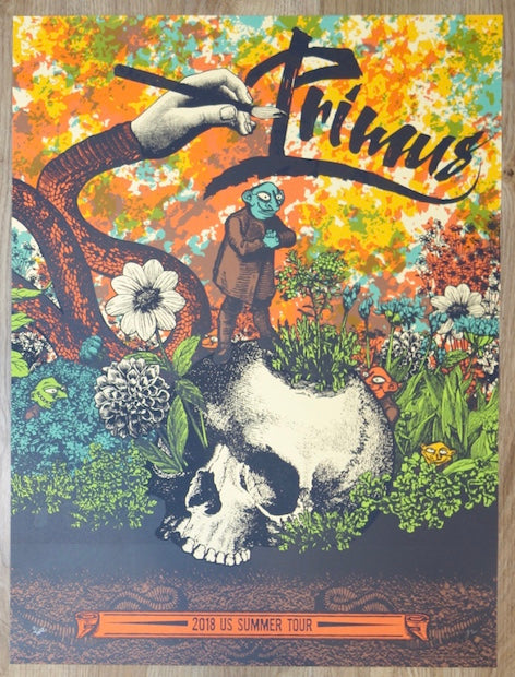Art Print Poster Canvas primus new year poster
