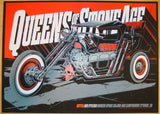 2013 Queens of the Stone Age - Sturgis Poster by Ken Taylor
