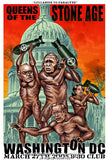2005 Queens of the Stone Age - DC Concert Poster by Emek