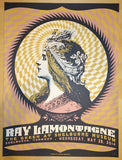2014 Ray Lamontagne - Shelburne Concert Poster by Status