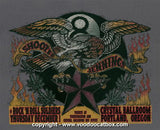 2005 Shooter Jennings Silkscreen Concert Poster by Gary Houston