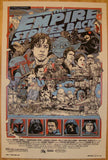 "2010 ""The Empire Strikes Back"" - Movie Poster by Tyler Stout"
