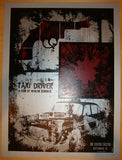 "2011 ""Taxi Driver"" - Silkscreen Movie Poster by David O'Daniel"