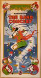 "2012 ""The Band Concert"" - Silkscreen Movie Poster by Cristescu"