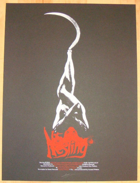 "2012 ""The Nesting"" - Silkscreen Movie Poster by Jay Shaw"