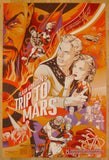"2014 ""Flash Gordon's Trip To Mars"" - Movie Poster by Ansin"