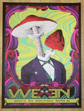 2016 Ween - Boston Silkscreen Concert Poster by Nate Duval