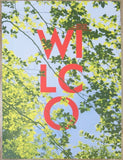 2019 Wilco - Irving Silkscreen Concert Poster by Crosshair