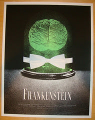 "2009 ""Young Frankenstein"" - Silkscreen Movie Poster by Hynes"