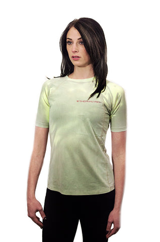 Green Nebula 2.0 - Women's Short Sleeve Shirt - PRE ORDER - SHIPS IN MARCH 2017