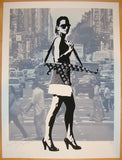 2013 Always In Season NYC - Grey Art Print by Rene Gagnon