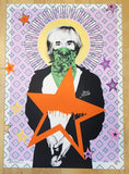 2014 Andy Stardom - Silkscreen Art Print by Static