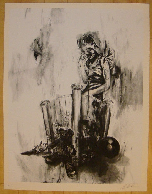 2008 Bethlehem - Silkscreen Art Print by Antony Micallef