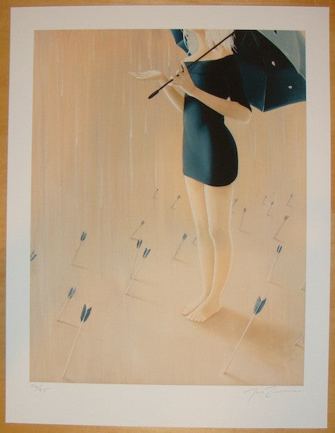 2012 Downpour - Giclee Art Print by Joey Remmers