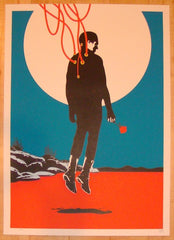2012 Foreign Objects - Silkscreen Art Print by Eelus