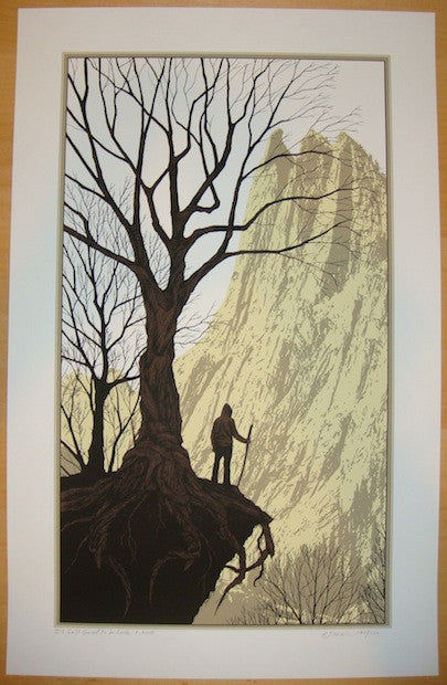 2008 It Felt Good to be Lost -  Art Print by Dan McCarthy
