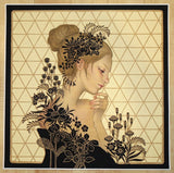 2014 Maybe Tomorrow - Giclee Art Print by Audrey Kawasaki