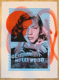 2013 Old Hollywood - Silkscreen Art Print by Rene Gagnon