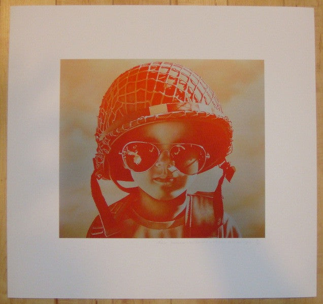 2012 Recruit #1 - Giclee Art Print by Michael Peck