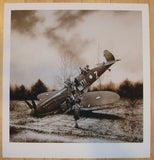 2013 Spitfire - Giclee Art Print by Michael Peck