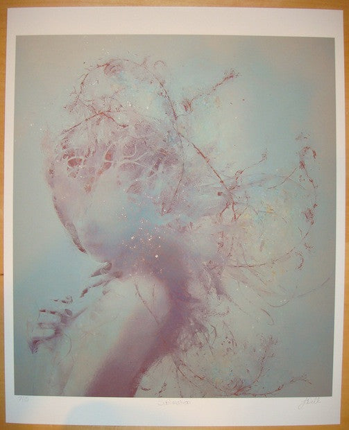 2012 Sublimation - Giclee Art Print by Leslie Ann O'Dell