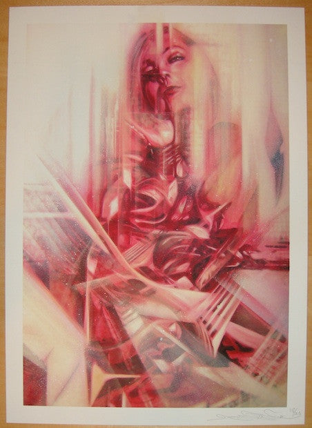 2009 To Don The Amour Propre - Giclee Art Print by Replete